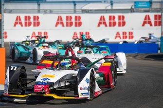 Lucas Di Grassi, Audi Sport ABT Schaeffler, Audi e-tron FE05 Tom Dillmann, NIO Formula E, NIO Sport 004, Oliver Turvey, NIO Formula E, NIO Sport 004