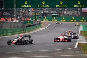Leonardo Pulcini, Hitech Grand Prix , Robert Shwartzman, PREMA Racing