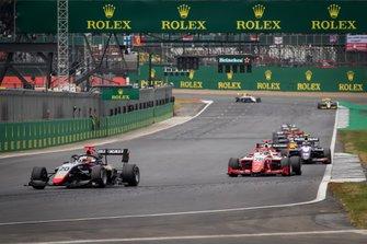 Leonardo Pulcini, Hitech Grand Prix, Robert Shwartzman, PREMA Racing
