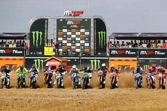 MXGP 1. yarış start