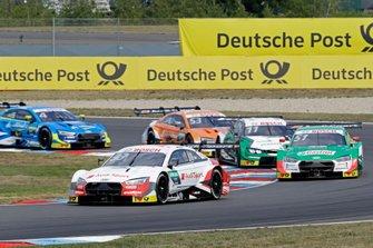 Partenza, René Rast, Audi Sport Team Rosberg, Audi RS 5 DTM comanda