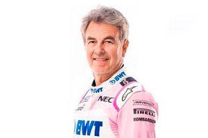 Sergio Pérez, Racing Point viejo