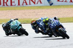 Kevin Sabatucci, Yamaha, Andy Verdoia, Yamaha, Nick Kalinin, Kawasaki