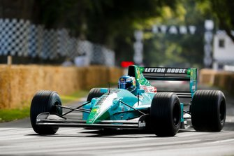 Leyton House March-Judd CG891