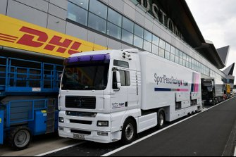 Camion della Racing Point