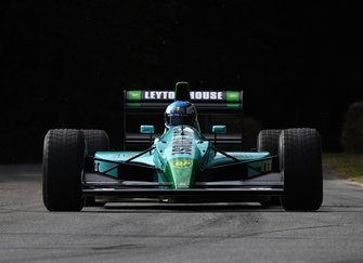 Эдриан Ньюи, Leyton House March CG901
