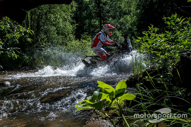 Oriol Mena, Hero MotoSports Team Rally