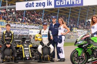 Jack Aitken, Renault F1 Team, Robert Doornbos, Gamma Racing Day, TT Circuit Assen