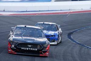 J.J. Yeley, Rick Ware Racing, Chevrolet Camaro VICTORY LANE / KENDALL OIL