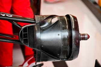Ferrari SF90 brake duct