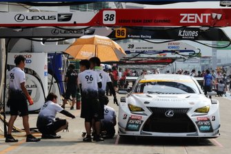 #96 K-Tunes Racing LM Corsa Lexus RC F GT3