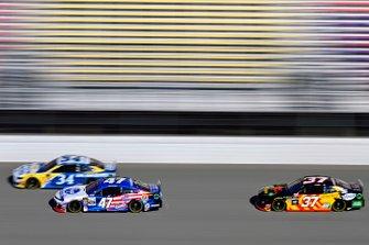 Ryan Preece, JTG Daugherty Racing, Chevrolet Camaro Kroger, Chris Buescher, JTG Daugherty Racing, Chevrolet Camaro Kroger Fast Start