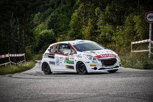 Alessandro Nerobutto, Michele Ferrara, Peugeot 208, Hawk Racing Club
