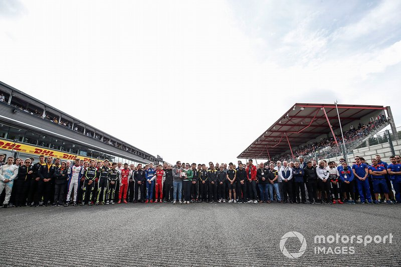 FIA Fórmula 2-Spa Francorchamps 2019