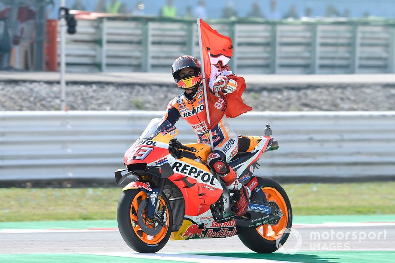 GP de San Marino - Marc Márquez, Repsol Honda Team