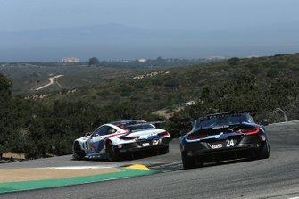 #24 BMW Team RLL BMW M8 GTE, GTLM: Jesse Krohn, John Edwards, #25 BMW Team RLL BMW M8 GTE, GTLM: Tom Blomqvist, Connor De Phillippi