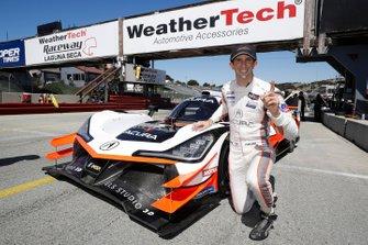 Vincitore del Pole award #7 Acura Team Penske Acura DPi, DPi: Ricky Taylor