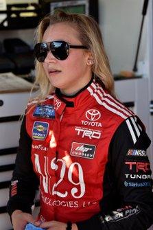 Natalie Decker, DGR-Crosley, Toyota Tundra Ruedebusch Development