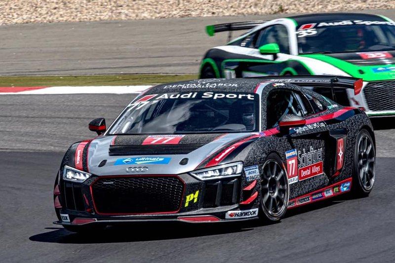 Robin Rogalski, Audi R8 LMS