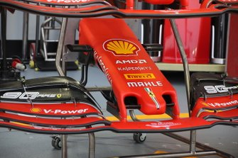 Ferrari SF90, front nose