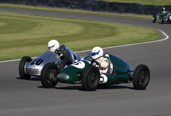 Earl of March Trophy Peter de la Roche Cooper Mk5