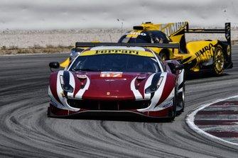 #62 Red River Sport Ferrari 488 GTE Evo: Bonamy Grimes, Johnny Mowlem