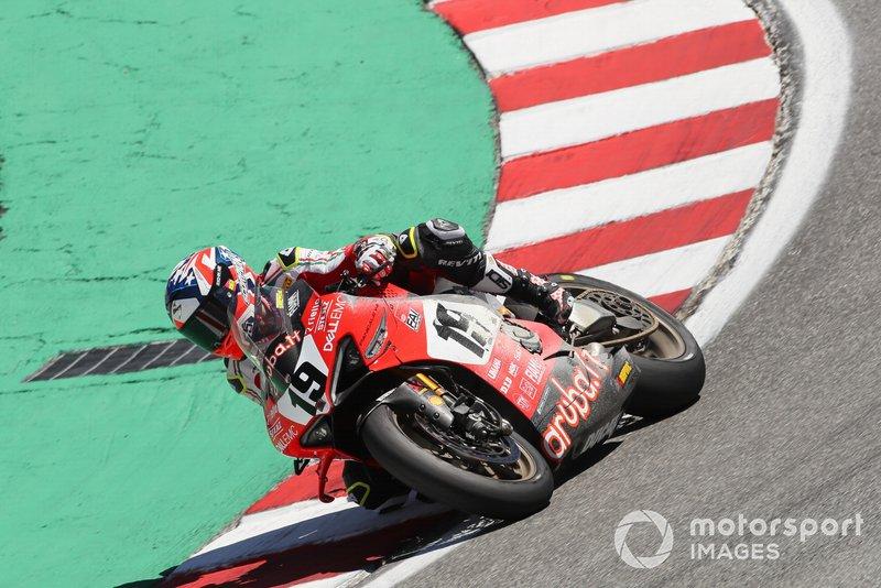 Alvaro Bautista, Aruba.it racing