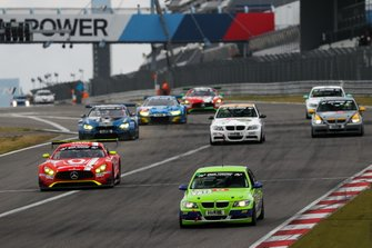 #717 BMW 325i: Sascha Korte, Chris Rothoff, Eric Petrich