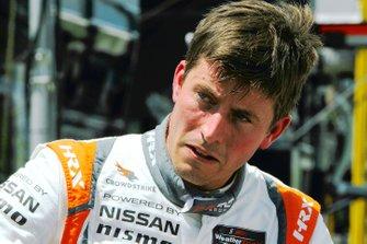 Ganador de la pole #54 CORE autosport Nissan DPi, DPi: Colin Braun