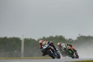 Loris Baz, Althea Racing, Leon Haslam, Kawasaki Racing Team