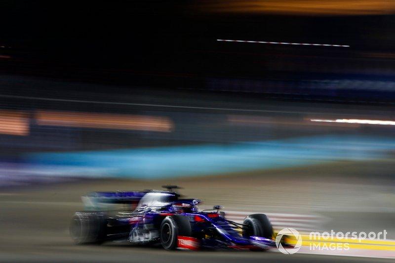 14: Daniil Kvyat, Toro Rosso STR14, 1'39.957