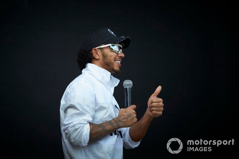 Lewis Hamilton, Mercedes AMG F1: 2.