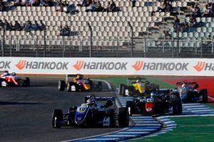 Роберт Шварцман, Prema Theodore Racing Dallara F317 - Mercedes-Benz
