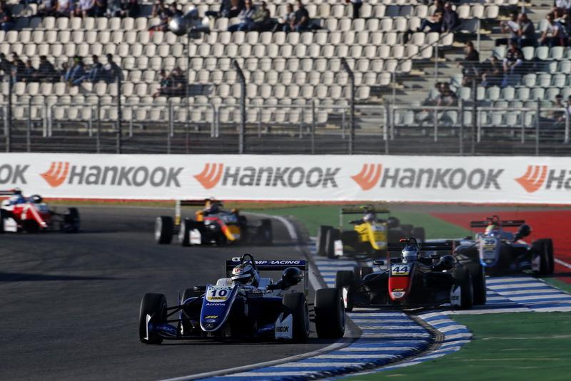 Европейская Формула 3, X этап, Хоккенхайм