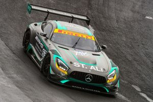 #63 Eggleston Motorsport Mercedes-AMG GT3: Peter Hackett, Dominic Storey