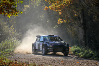 Chris Ingram, Ross Whittock, Skoda Fabia R5, Toksport WRT