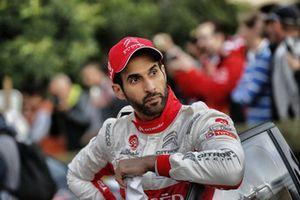 خالد القاسمي، فريق سيتروين العالمي للراليات