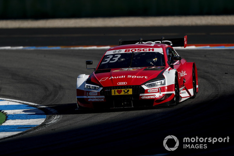 1. Rene Rast, Audi Sport Team Rosberg, Audi RS 5 DTM