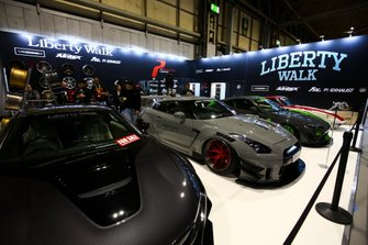 The Liberty Walk stand