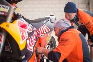 KTM mechanics