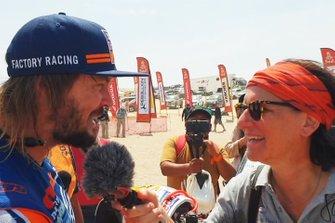 Эллен Лор и Тоби Прайс, Red Bull KTM Factory Team
