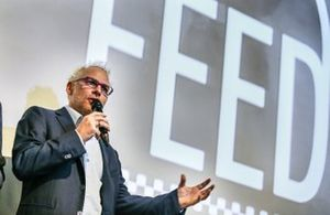Jacques Villeneuve, cofondateur de Feed Racing