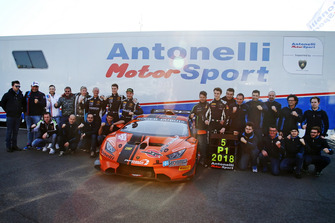 Pole Antonelli Motorsport