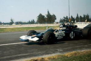Graham Hill, Rob Walker Lotus 72C