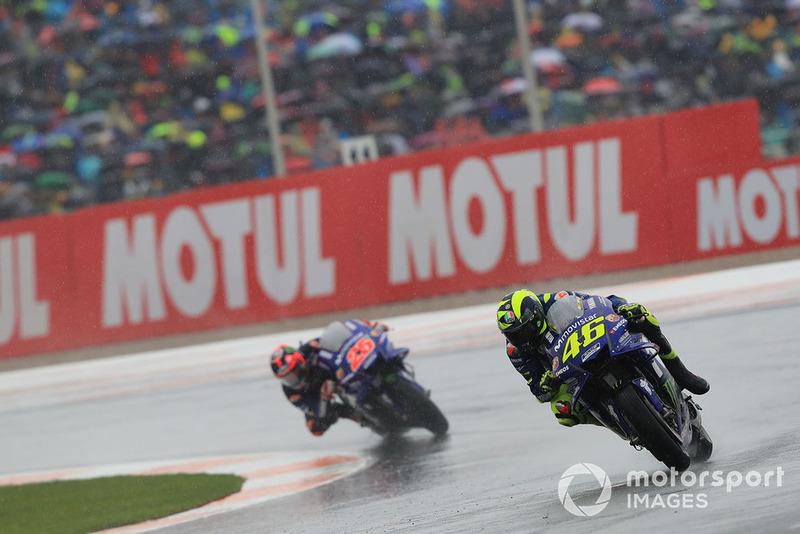 Valentino Rossi, Yamaha Factory Racing, Maverick Viñales, Yamaha Factory Racing