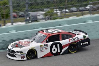 Kaz Grala, Fury Race Cars LLC, Ford Mustang NETTTS/Hot Scream