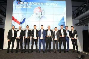 Vincitori del BMW Sports Trophy