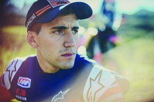 #77 Red Bul KTM Factory Racing: Лучано Бенавидес