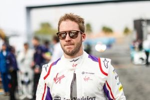 Sam Bird, Envision Virgin Racing on the grid
