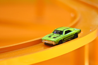 Diecast Ford Mustang Hot Wheels